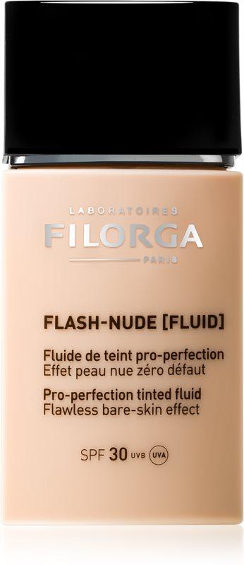 Filorga Flash Nude [Fluid] tónovaný fluid pro sjednocení pleti SPF 30